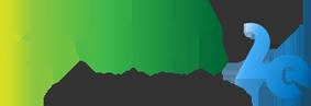 Green B2E Logo